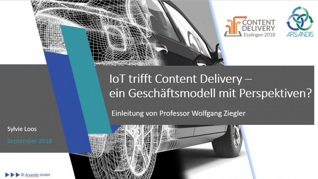 Content Delivery 2018 Vortrag