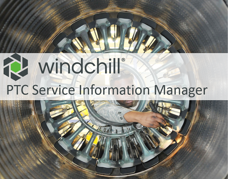 Windchill PTC Service Information Manager