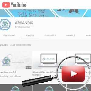 Link To Arsandis YouTube Profile