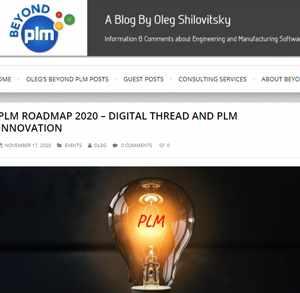 PLM Innovation Blog