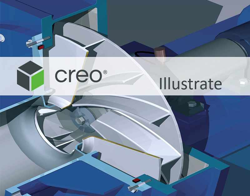 Creo Illustrate Product Page