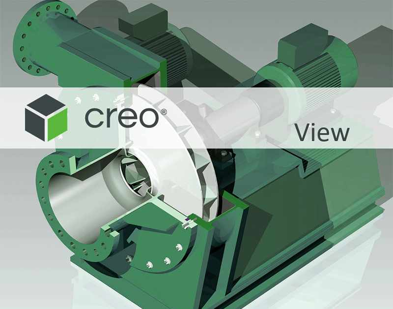 Creo View Product Page