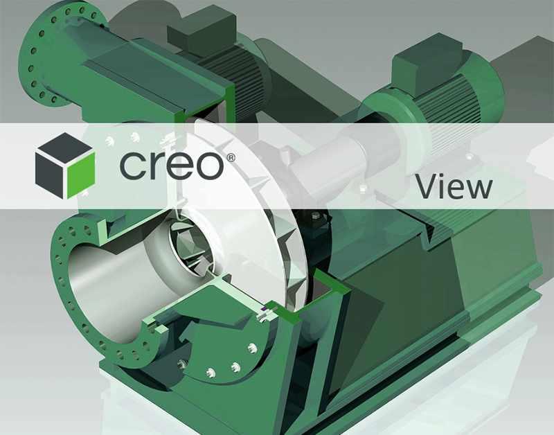 Creo View Produkt Seite