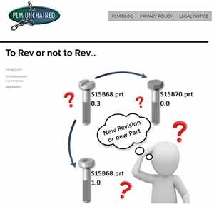 PLM Unchained Revision Blog