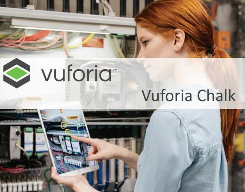 Vuforia Chalk Product Page
