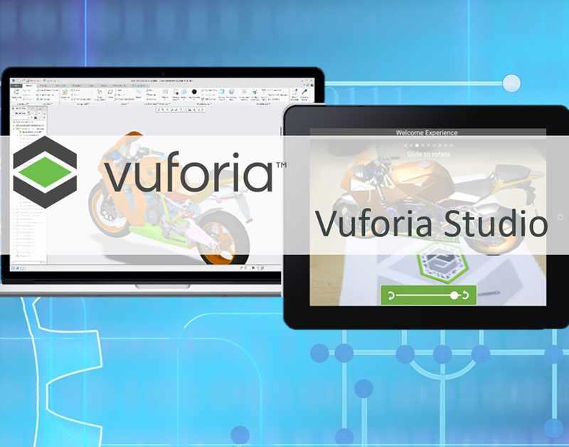 Vuforia Studio Produkt Seite