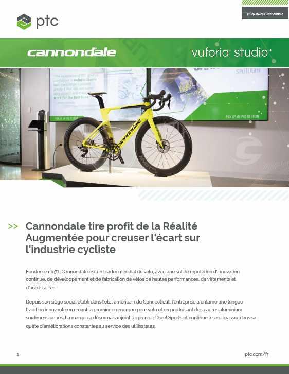 Case Study Vuforia Studio Connodale