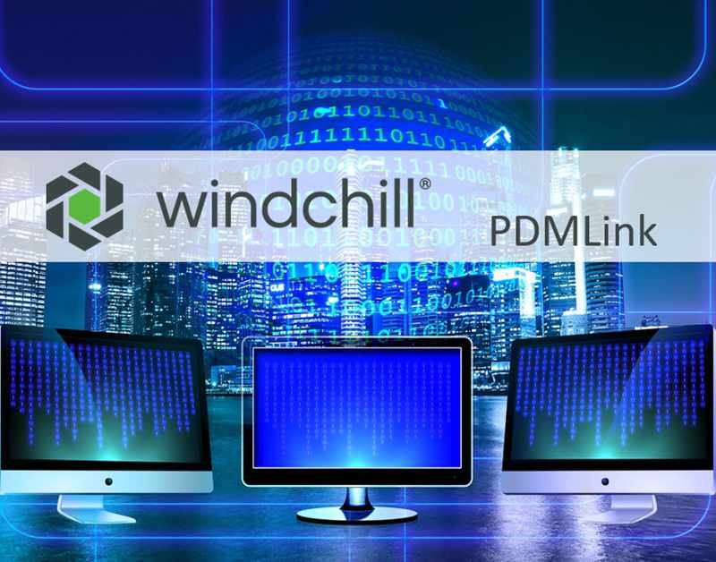 Windchill PDMLink Product Page