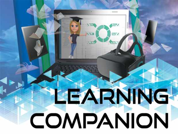 Learning Companion Overview Page