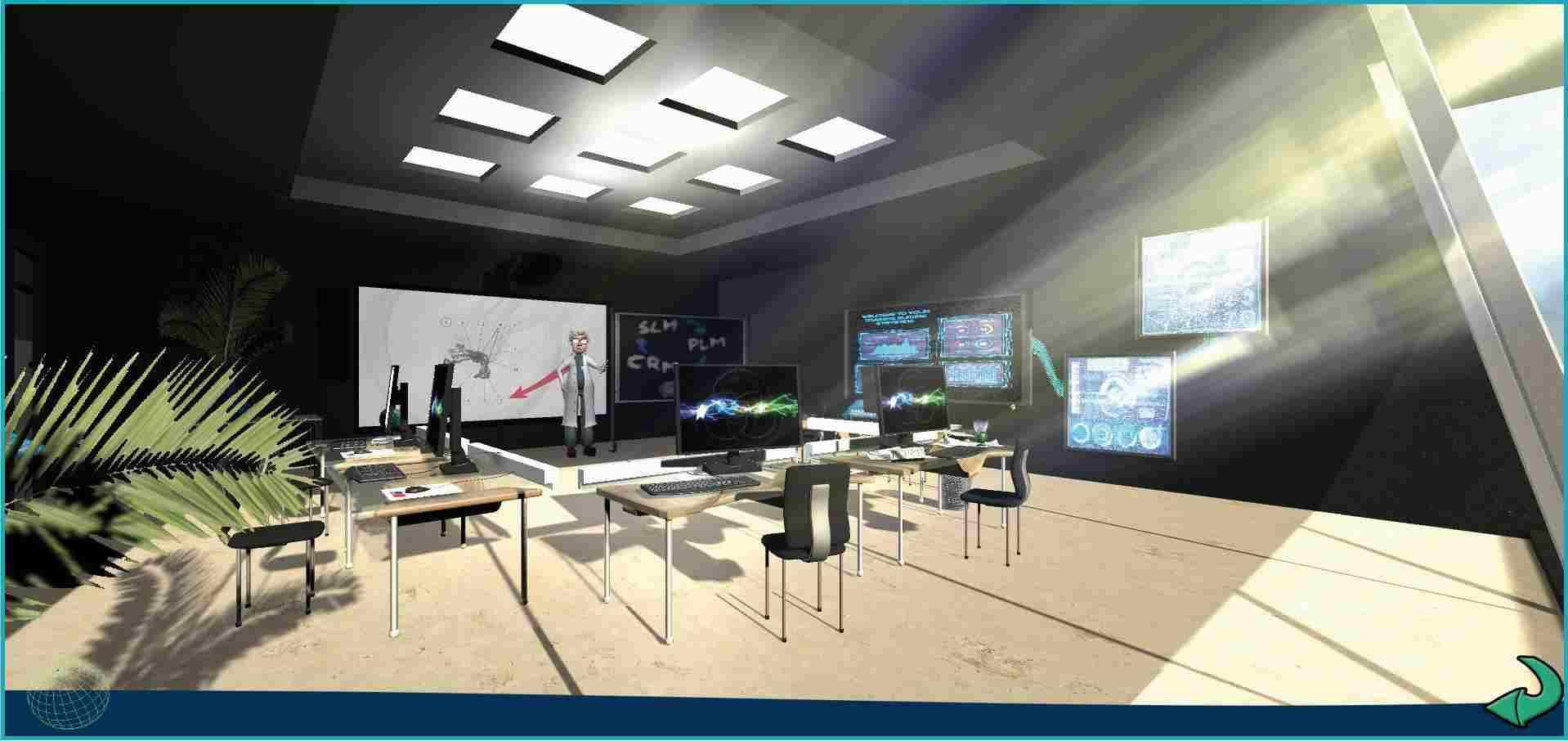 Learning Companion Training Area
