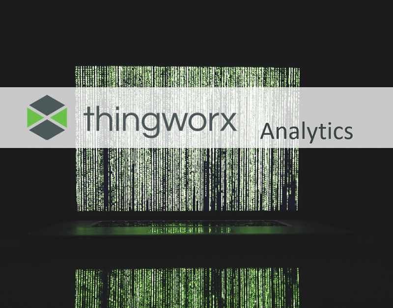 ThingWorx Analytics Produkt Seite