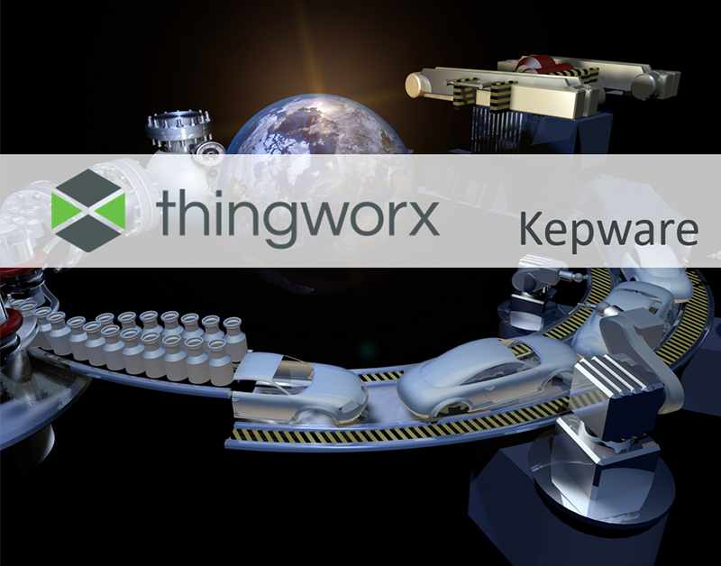 ThingWorx Kepware Product Page
