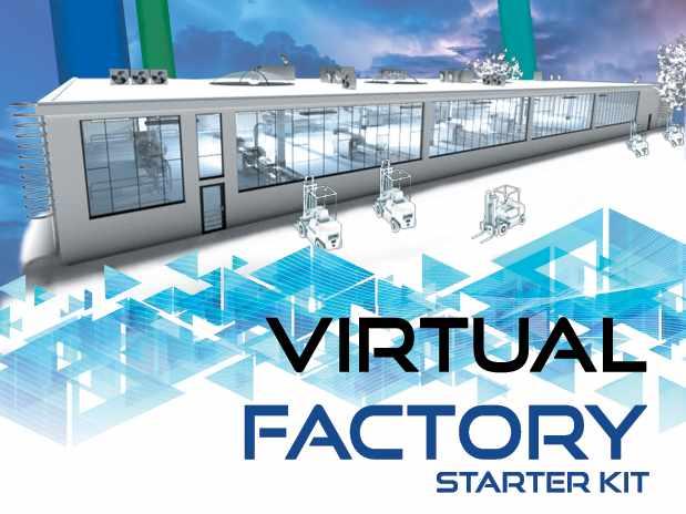 Virtual Factory Seite Überblick