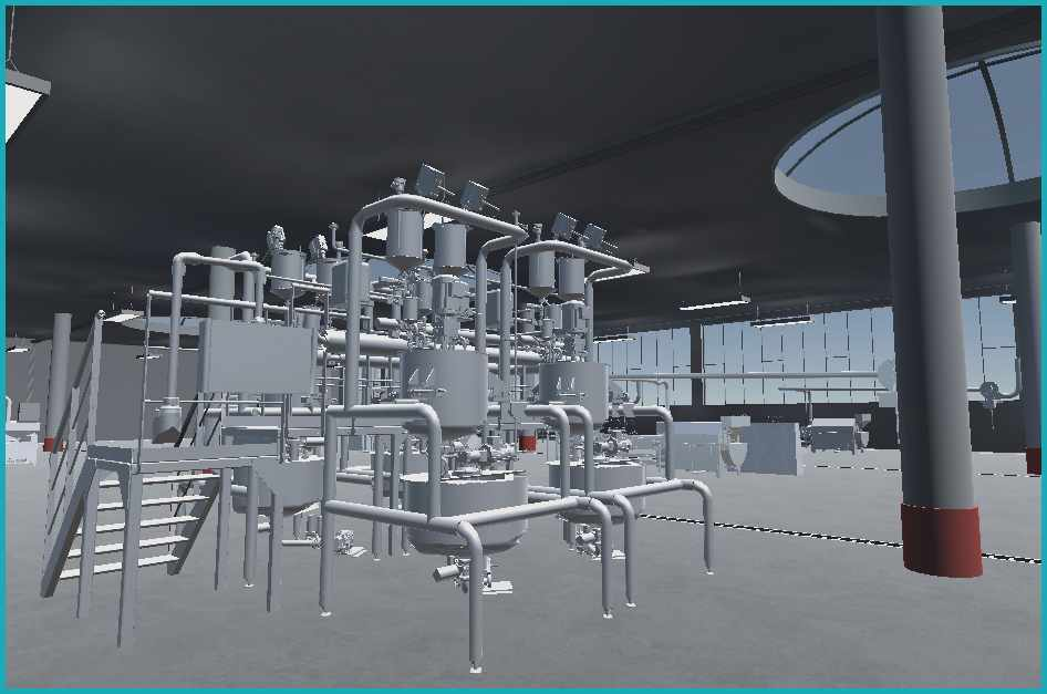 Virtual Factory Inside View 2