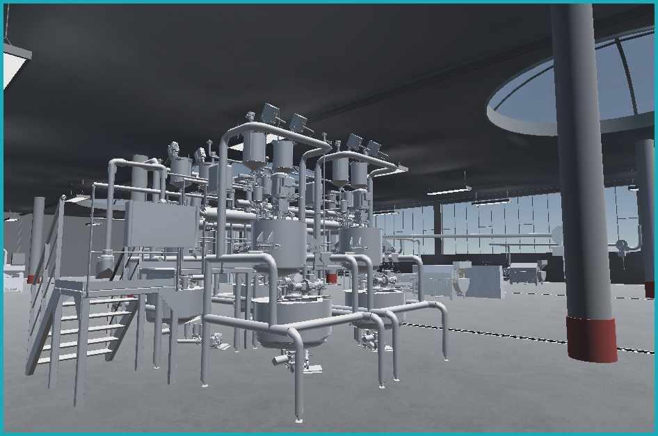 Virtual Factory Innen Ansicht 2