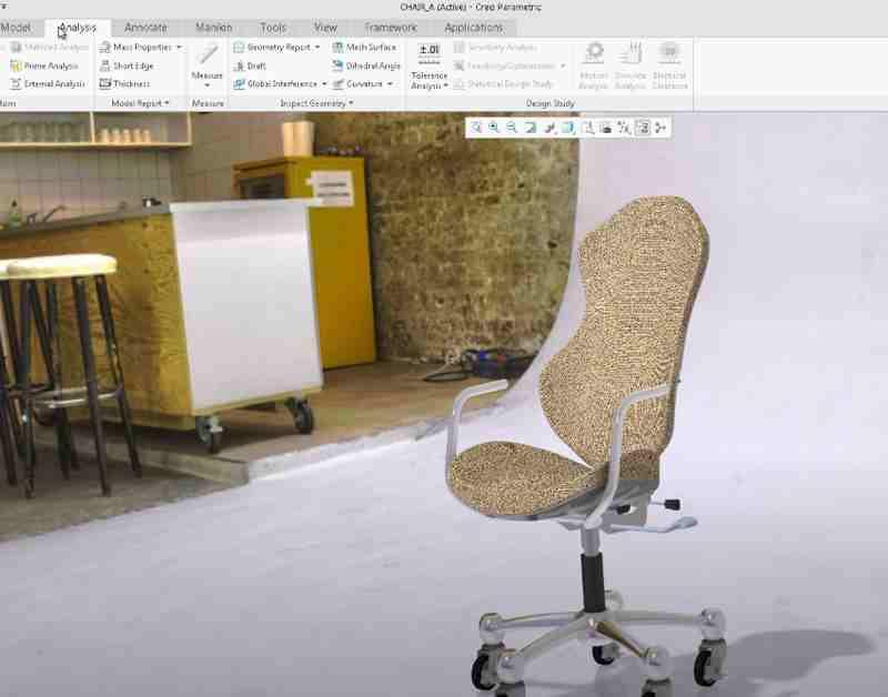 Creo Design Package Rendering