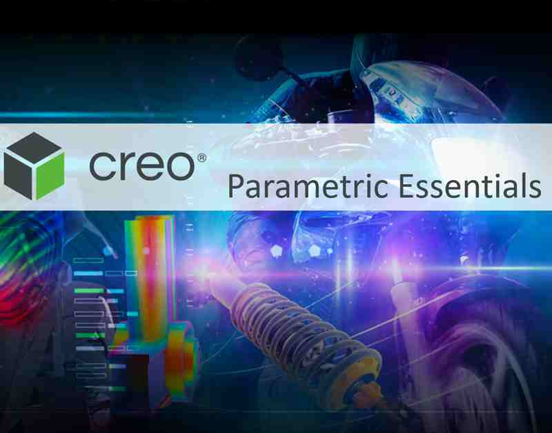 Link To Creo Parametric Essentials Page