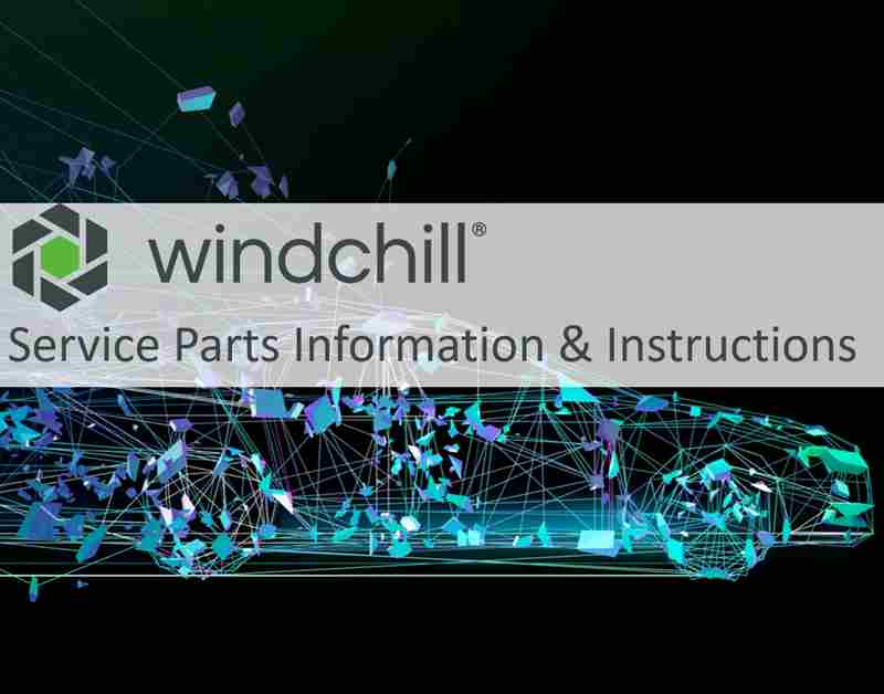 Link Zu Windchill Service Parts Information & Instructions Seite