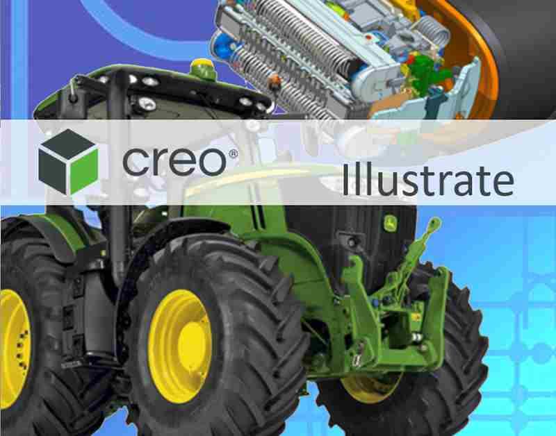 Link Zu Creo Illustrate Seite