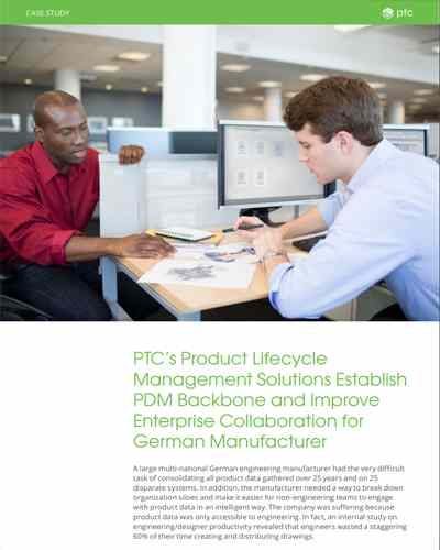 Project Reference German Manufacturer