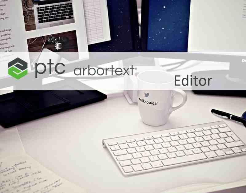 Link To Ptc Arbortext Editor Page